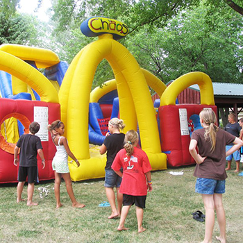 Inflatable Carnival